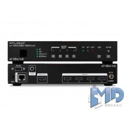 SWHITCH HDMI 4X1 ATLONA AT-HD4-V41