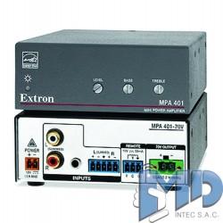 AMPLIFICADOR EXTRON MPA 401-70 Volt.