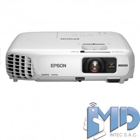 EPSON PROYECTOR POWERLITE W28