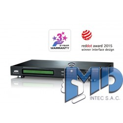 VM5404D - 4 x 4 Conmutador de matriz DVI con videowall & escalador