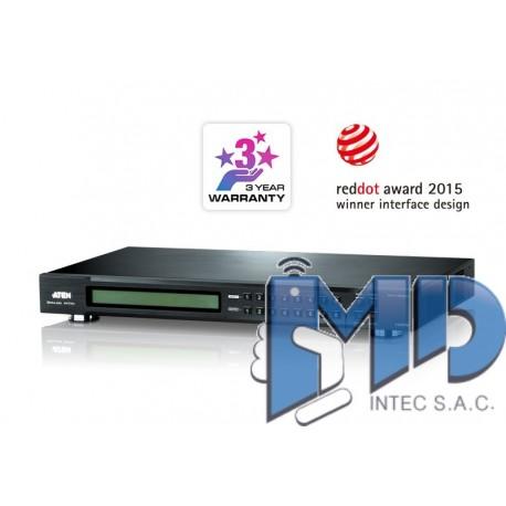 VM5808H - Conmutador de Matriz HDMI con Videowall & Escalador