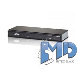 VS184A - Divisor HDMI 4K de 4 puertos