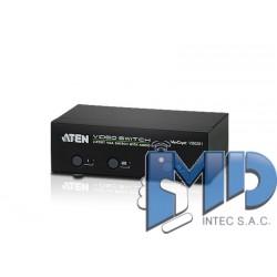 VS0201 - Switch VGA/Audio de 2 puertos
