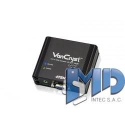 VC180 - Convertidor VGA/Audio a HDMI