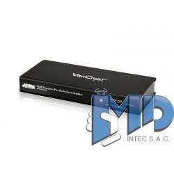 VC880 - Repetidor de imagen HDMI con separación de señal de audio