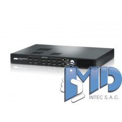 VS1912 -12-Port DP Video Wall Media Player
