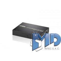 VE172R - Receptor Cat 5 VGA/Audio con conexión en cascada (1280 x 1024 a 150 m)