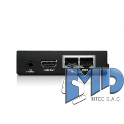 VB802 - Repetidor Cat 5 HDMI (1080p a 40 m)