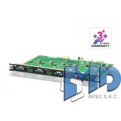 VM7104 - Tarjeta de entrada VGA de 4 puertos