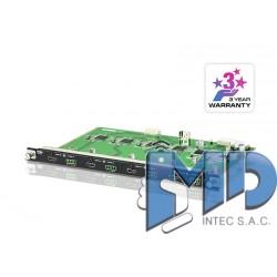 VM7804 - Tarjeta de entrada HDMI de 4 puertos