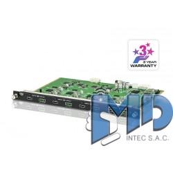 VM8804 - Placa de salida HDMI de 4 puertos con escalador