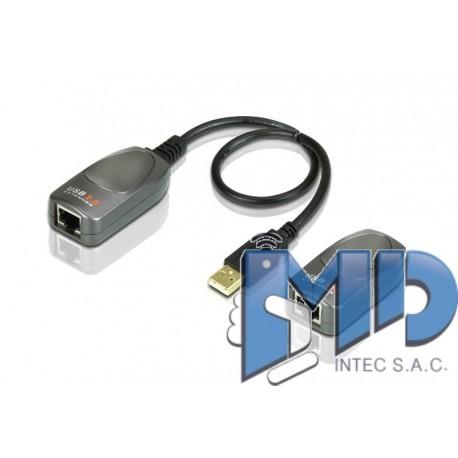 UCE260 - Alargador Cat 5 USB 2.0
