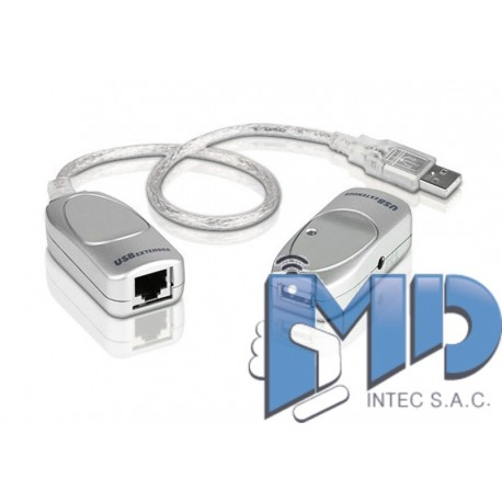 UCE60 - Alargador Cat 5 USB (60m)