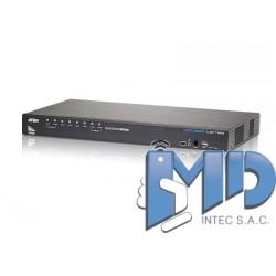 CS1798 - Conmutador KVM HDMI USB de 8 puertos