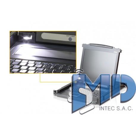 "CL1000 - Consola LCD VGA de PS/2 17"""