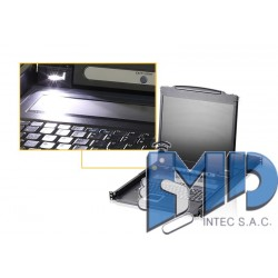 CL1308 - Conmutador KVM LCD VGA PS/2-USB de 8 puertos