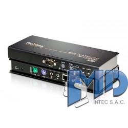 CE370 - Alargador KVM Cat 5 VGA/Audio PS/2 con compensación de imagen (1280 x 1024 a 300m)